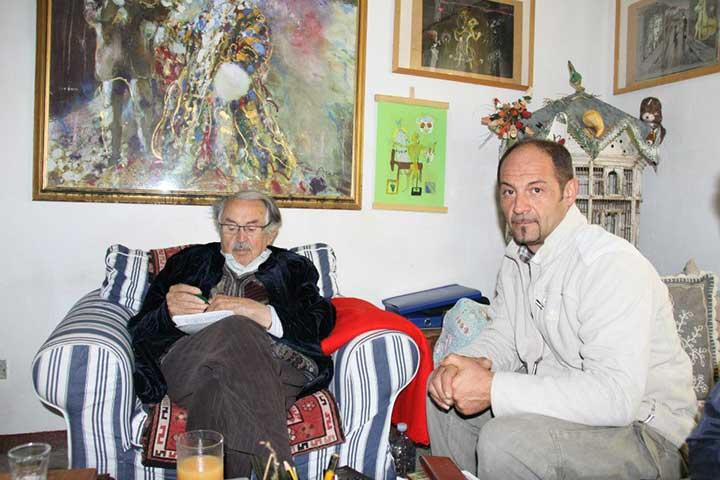 Tonino Guerra & Antonio Santini